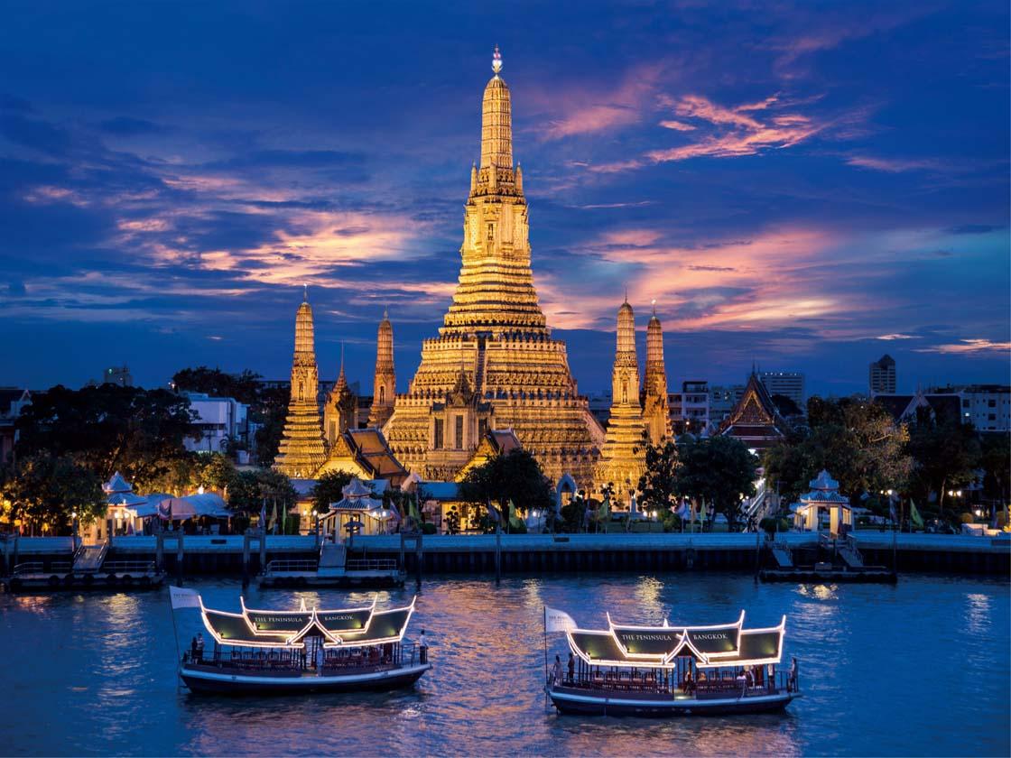 Blend of Bangkok & Phuket