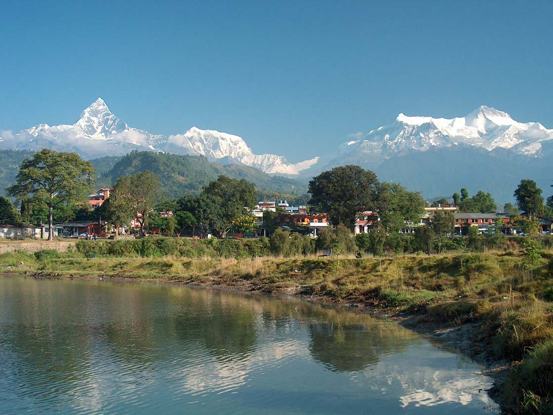 Explore Kathmandu & Pokhara