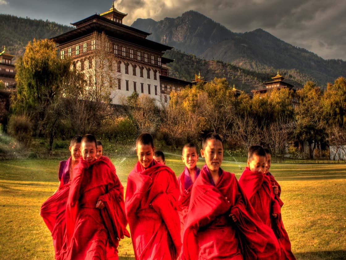 Travel Bhutan and feel the adventure